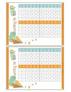 120 CHART - SOARING TO NEW HEIGHTS COUNTING TO 120, 120 CHARTS & MORE - TeachersPayTeachers.com