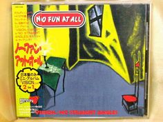 CD/Japan- NO FUN AT ALL Vision + No Straight Angles w/OBI RARE VICP-5740 1996 #PunkPopPunkRock