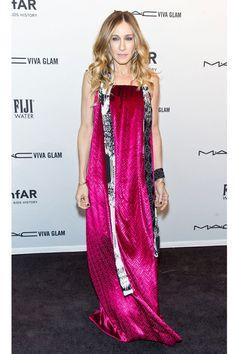 Red Carpet Royalty  Sarah Jessica Parker s Best Looks 47a66e39eeb