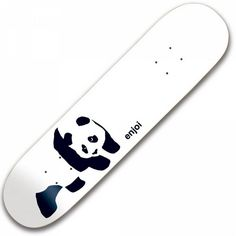 enjoi skateboards whitey panda