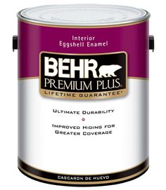 (starting at $21/gallon, behr.com) Behr Premium Plus paint resists stains and UV rays. It had great coverage area but only fair coverage quality. It is low VOC and resists the growth of mildew, so it's suitable for kitchens and bathrooms, and other spaces that may be damp — like a basement. Behr products are sold exclusively at The Home Depot.  Pros:  Stain resistant Does not fade  Cons:  Some spatter when applied Poor coverage quality so more than one coat may be needed…