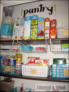 10 organized pantry ideas for renters this will help make use of the