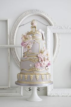 The Guide to the Best Wedding Cake  - MarieClaire.com