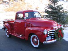 classic character 1949 Vintage Pickup Trucks, Classic Pickup Trucks, Antique Trucks, Vintage Cars, Antique Cars, Vintage Room, Vintage Ideas, Vintage Photos, Gm Trucks