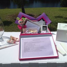 A time capsule is a great idea at your naming ceremony. Contact me for lots of ideas of what to include.