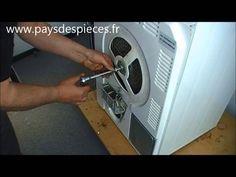 Guide vidéo: Comment échanger une courroie sur votre sèche-linge? Regardez ici … - YouTube