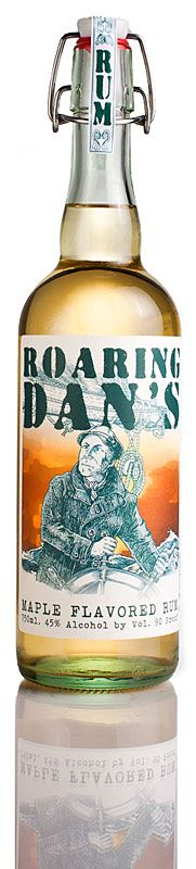 Roaring Dan's Rum, named for the only confirmed pirate on the Great Lakes (To Do: Tour the Great Lakes Distillery in Milwaukee)