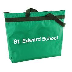 Zippered Tote Ny Usa, Beach Tote Bags, Nylon Bag, Zipper, Zippers, Beach Totes, Beach Bags