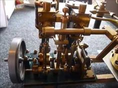 P1080650 Steampunk Dampfmaschine Steam Engine Modellbau ...