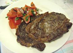 Steak, Italian Cooking, Bistecca alla Fiorentina