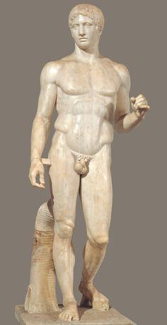 how was roman art different from greek art