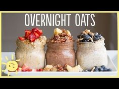 Oats are among the healthiest grains on earth. Not only are they nutritious, they're convenient, delicious, and naturally gluten free. In this video I'm look...