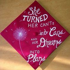 Absolute FIRE Grad Cap Ideas You'll Want to Copy ASAP - Graduation pictures,high school Graduation,Graduation party ideas,Graduation balloons Graduation Cap Designs, Graduation Cap Decoration, Graduation Diy, Graduation Pictures, Nursing Graduation, Senior Pictures, Graduation Invitations, Decorate Cap For Graduation, High School Graduation Quotes