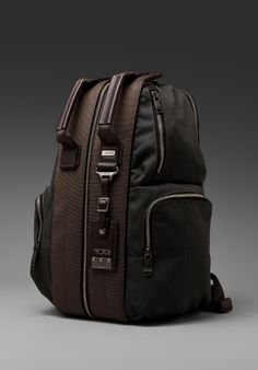 85a6bb832c05 TUMI Alpha Bravo Ballistic Nylon Travis Backpack in Anthracite at Revolve  Clothing - Free Shipping!