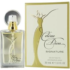 Celine Dion Signature By Celine Dion Edt Spray 1 Oz