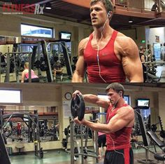 I do the steering wheel exercise for shoulders...people laugh at me and rip me off about it...until i make them do it..then i laugh waiting for the burn to kick in. GREAT way to shredd the upper back and forearms