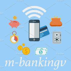 Mobile banking #banking #technology