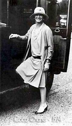 Coco Chanel Dresses | Coco-Chanel