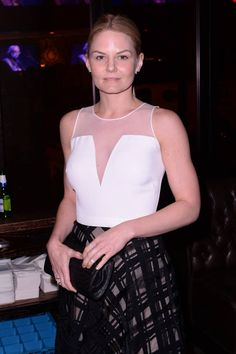 Jennifer Morrison attends the Shorts Filmmaker Party during the 2015 Tribeca Film Festival at Ainsworth Park on April 19, 2015 in New York City