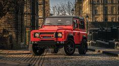 Landrover Defender, Defender 90, Land Rovers, Kahn Design, Chelsea, Jeep Truck, Station Wagon, Autos, Cars
