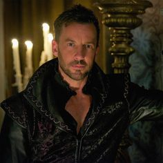 """See what Lord Narcisse has planned for the King and Queen when #Reign returns FRIDAY at 8/7c."""