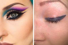 Maquillaje en catálogos vs. en la vida real