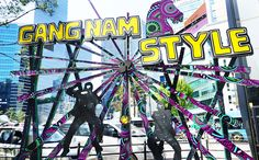 One-day Tour of Gangnam's Hottest Places!