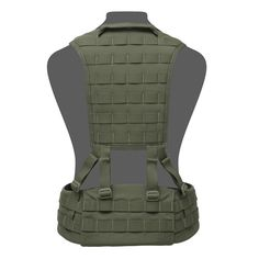 Warrior Molle Harness Olive Drab