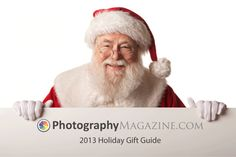 PhotographyMagazine.com | Photography Magazines 2013 Holiday Gift Guide for Photographers Holiday Gift Guide, Holiday Gifts, World Best Photographer, Photography Magazine, Best Photographers, Magazines, Xmas Gifts, Journals