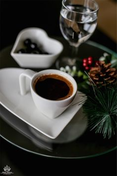 COFFEE PRESENTATION | Turkish coffee and the new year mood