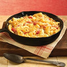 Smokey Macaroni & Cheese