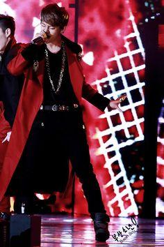 B.A.P Daehyun One Shot Live