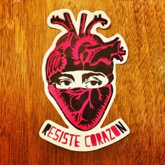 COLORWAYS These colors of Annie Sloan Chalk Paint can be layered to create the look of this beautiful blue Girl Power Tattoo, Protest Art, Political Posters, Tattoo Project, Anatomical Heart, Woman Illustration, Feminist Art, Power To The People, Arte Popular