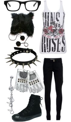 Guns N' Roses outfit