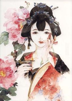 Ancient chinese art style