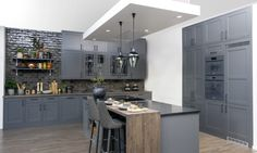 Interior, Table, Kitchens, House, Cat, Furniture, Studio, Home Decor, Cuisine
