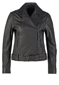 by C - Tiger of Sweden - Muse Leather Jacket