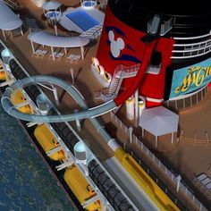 Disney Cruise Line: Magic Reimagined - sponsored by spoonful.com - ends 8/31/13