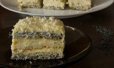 Prăjitură cu frișcă și cremă de vanilie - Farfuria Colorată Krispie Treats, Rice Krispies, Food And Drink, Ice Cream, Sweets, Bread, Desserts, No Churn Ice Cream, Tailgate Desserts