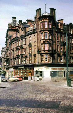 Glasgow in the & - Around The City Vol 1 Glasgow Scotland, Places Of Interest, Old City, British Isles, Amazing Architecture, Vintage Photographs, Where To Go, Old Photos, Places To Go