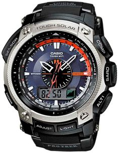 f82cf172776 Mens  Casio  ProTrek Combination Line  Watch    PRW-5000-1