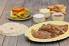 Beef Fajitas - Make delicious beef recipes easy, for any occasion