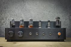 Studio Six. A new Single-Ended Triode reference headphone amplifier from ALO Audio. Learn more at www.aloaudio.com/amplifiers/studio-six