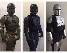 Cosplay Helmet, Helmet Armor, New Helmet, Paintball, Kydex, Clone Trooper Helmet, Red And Blue, Black And Grey, Republic Commando