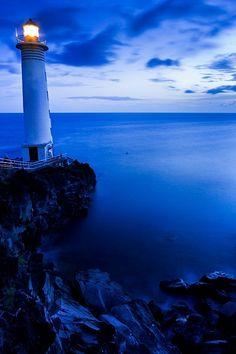 phare de la Pointe du Vieux-Fort south end Basse-TerreCaribbean Sea Guadeloupe France