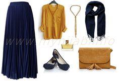 maxi skirt outfit - Buscar con Google
