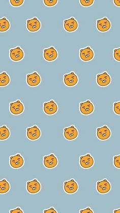 31 best Ryan Wallpaper Kakao pictures in the best available resolution. Wallpaper For Your Phone, Bear Wallpaper, Kawaii Wallpaper, Pastel Wallpaper, Wallpaper Iphone Cute, Lock Screen Wallpaper, Wallpaper Backgrounds, Ryan Bear, Kakao Ryan