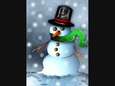 """Jacques Douai - """"Chanson pour les enfants l'hiver"""" (Bonhomme de neige) French Christmas, Christmas Music, Christmas Snowman, Christmas And New Year, Winter Christmas, Christmas Gifts, French Teaching Resources, Teaching French, French Songs"""