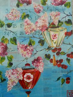 fleurs - Sophie Adde