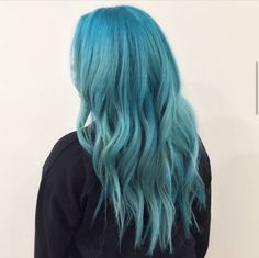 FUCK YEAH COLORED HAIR ♥